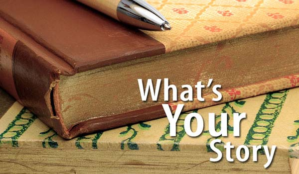 Writing Prompt: What's Your Story?