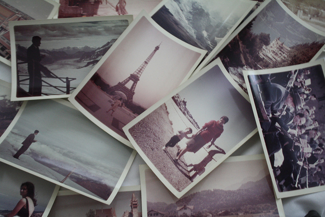 Writing with photographs, part two