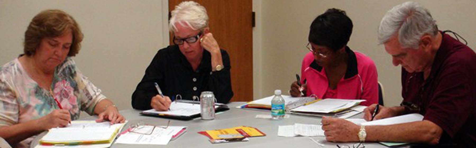 Write Your Life: Get Started class at The Villages Enrichment Academy