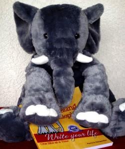 Alphie the Elephant