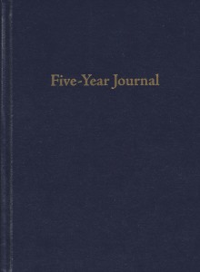 Navy Five-Year Journal