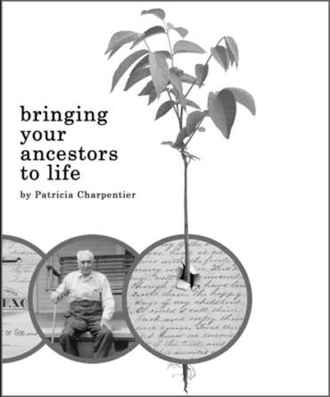 Bring your ancestors to life book cover