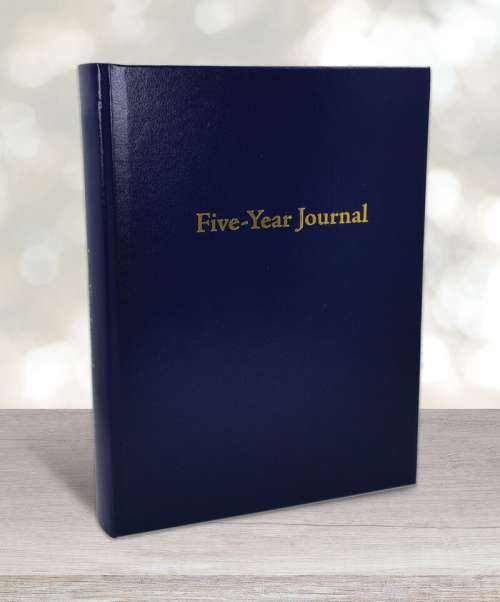 Five-year journal navy