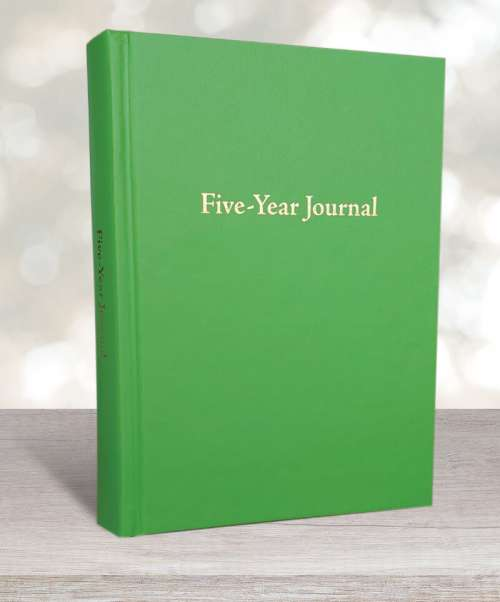 Lime Green Journal