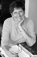 Patricia Charpentier Headshot 300 DPI BW