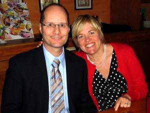 Brian and Jennifer Berry