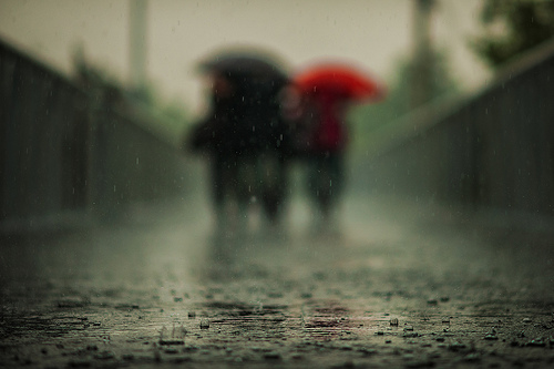 Wednesday Writing Prompt: Inclement Weather