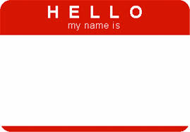 Wednesday Writing Prompt: Names