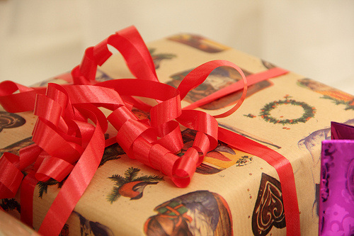 Wednesday Writing Prompt: Gifts