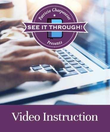 See it through video coaching program
