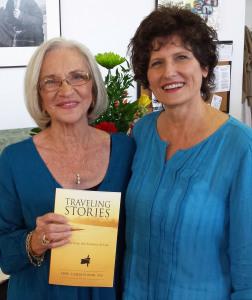 Terri & Patricia at Launch #2