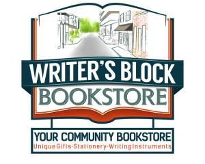 Writer's Block Bookstore Logo