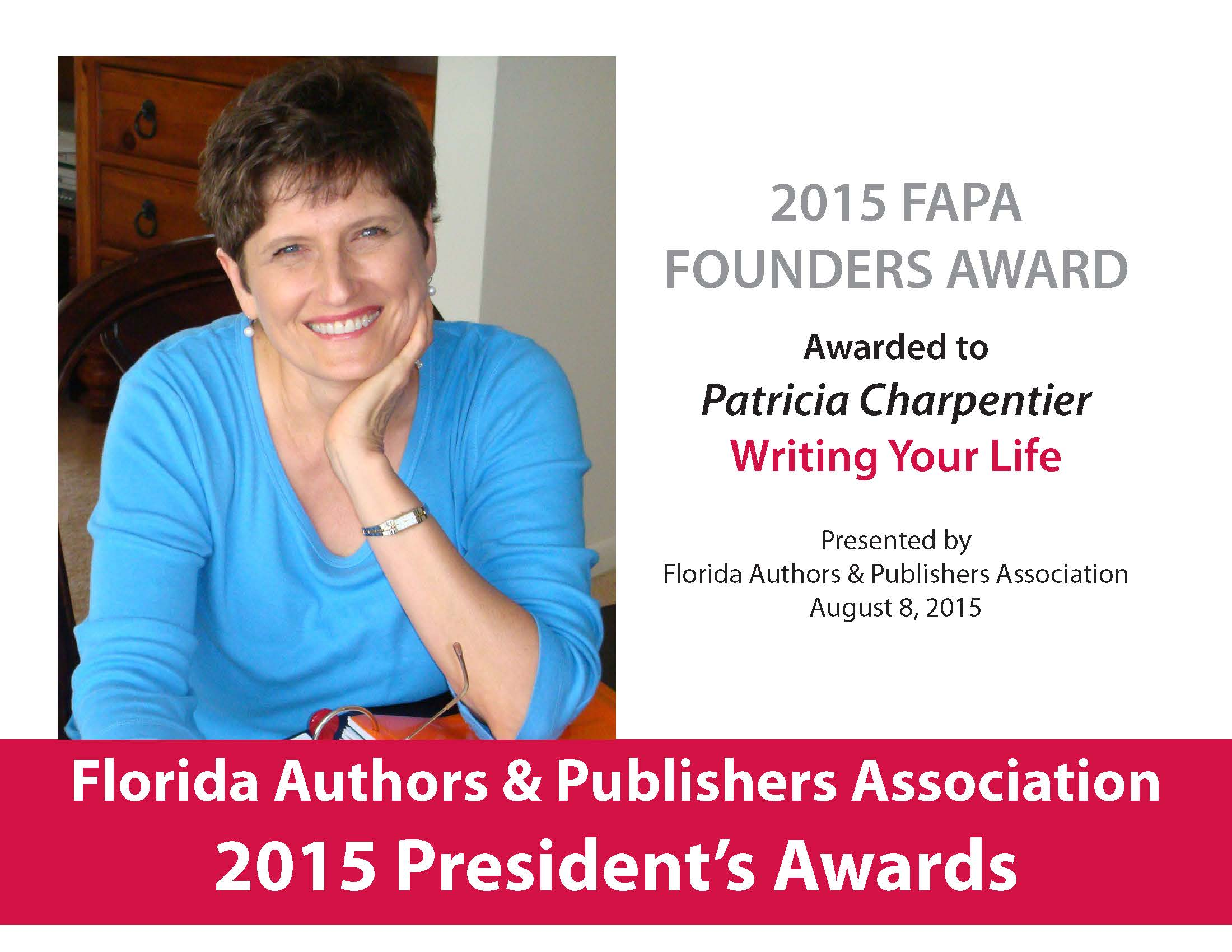 FAPA Founders Award