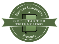 Get Started - Write My Story Logo