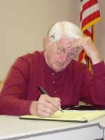Ron Allbee Writing