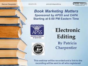APSS Electronic Editing Image