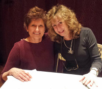 Patricia & Sy Montgomery (Lightened)