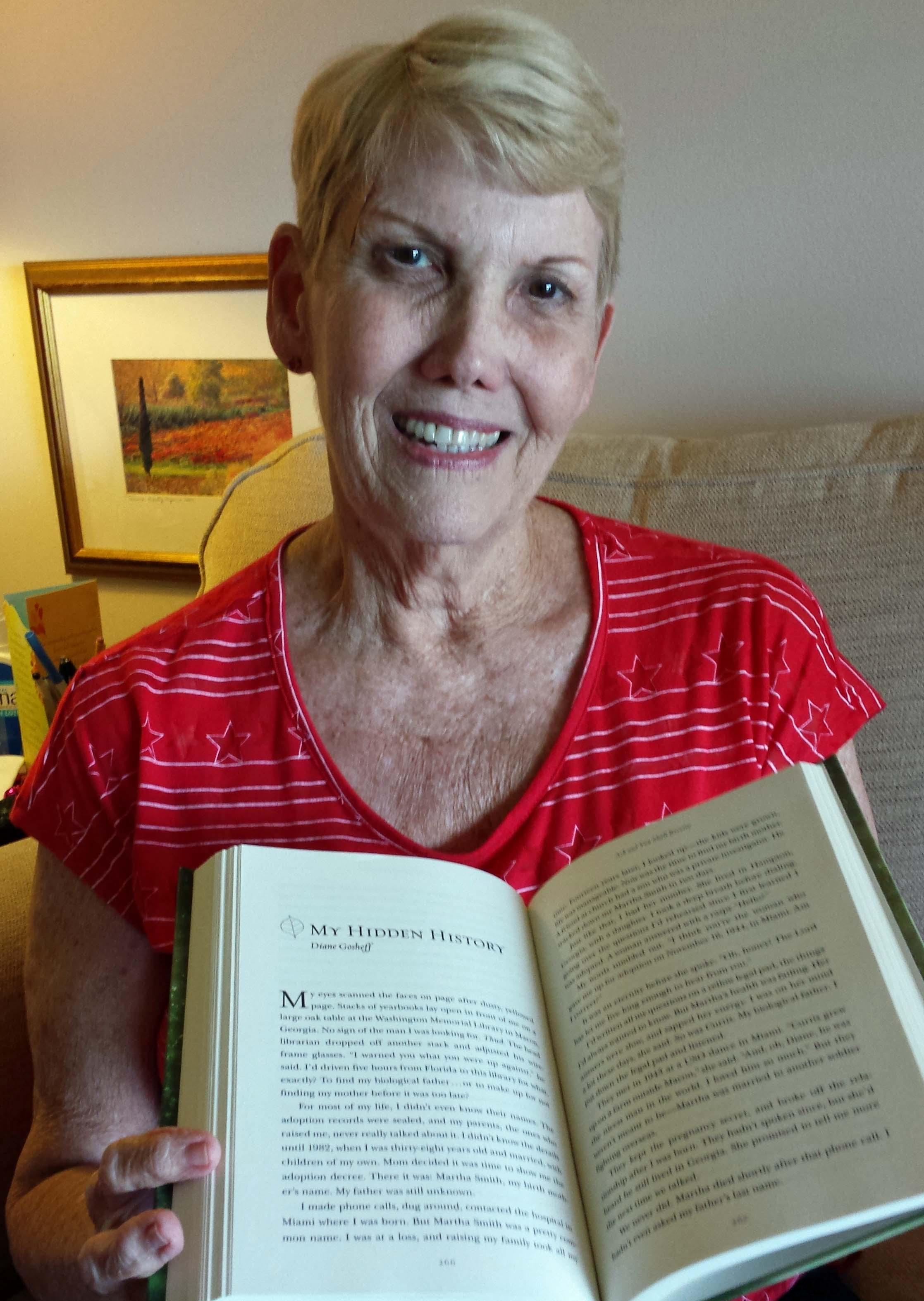 """Diane Gosheff's """"My Hidden History"""""""