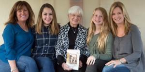 Barbara Powell - Daughters & Granddaughters (1)