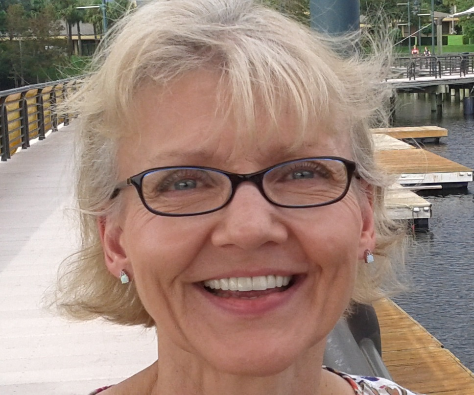 Kathy Elbert On Writing With Patricia