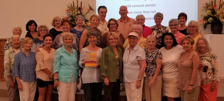 Thank You, Fruitland Park Spiritual Memoir Workshop Attendees