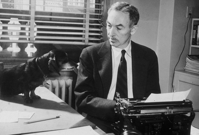 Writing Advice from E.B. White