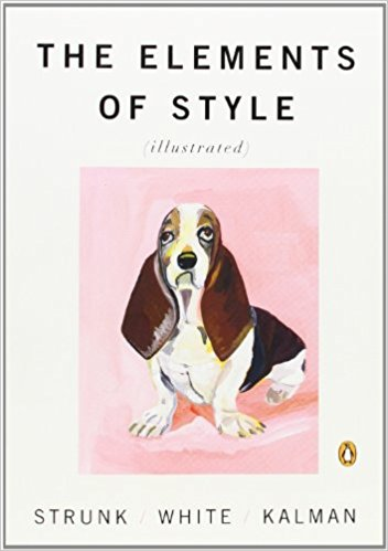 The Elements of Style Illustrated Edition
