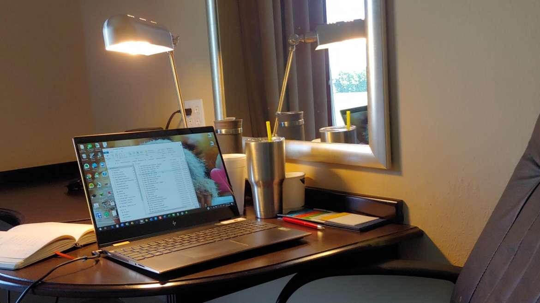 Retreating to Write