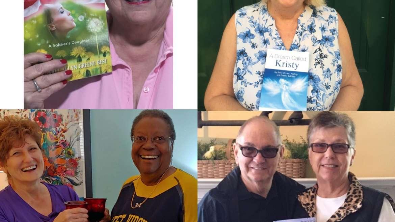 LifeStory Publishing Authors Celebrate