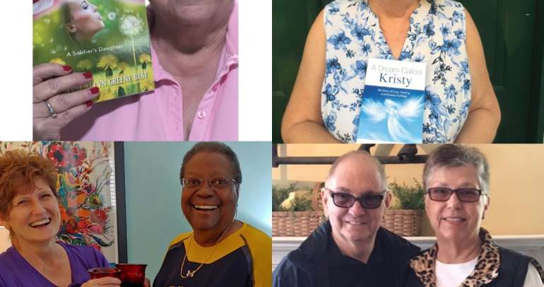 LifeStory Publishing Authors Celebrate