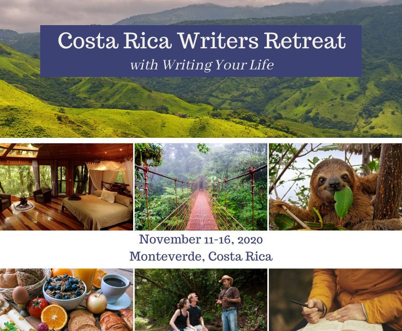 Costa Rica Writers Retreat with Writing Your Life