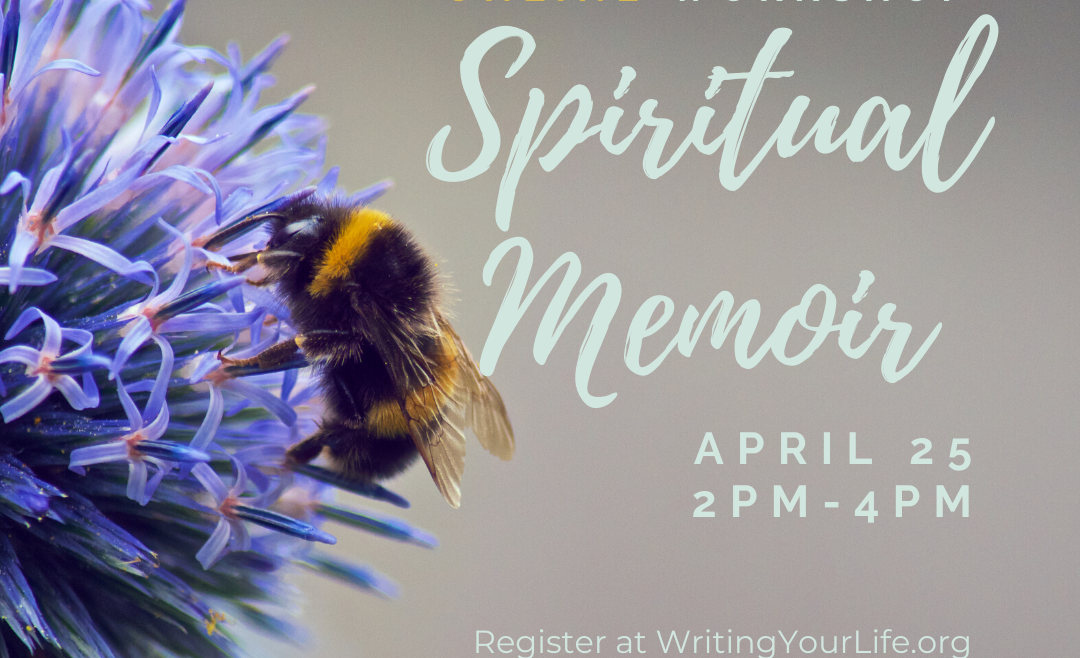 Spiritual Memoir Online Workshop