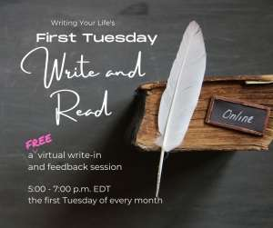 First Tuesday Write and Read @ Online