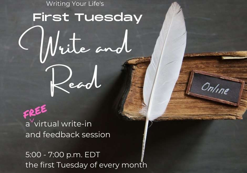 First Tuesday Write and Read