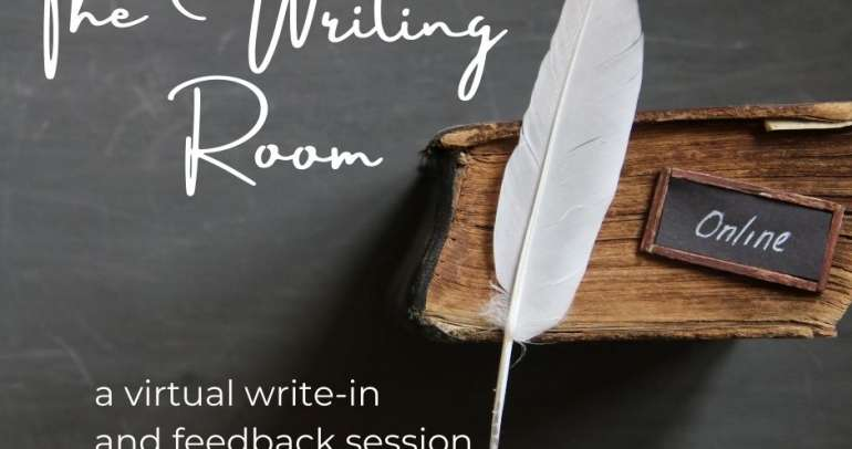 The Writing Room August 18, 2020 – Exciting Announcements!
