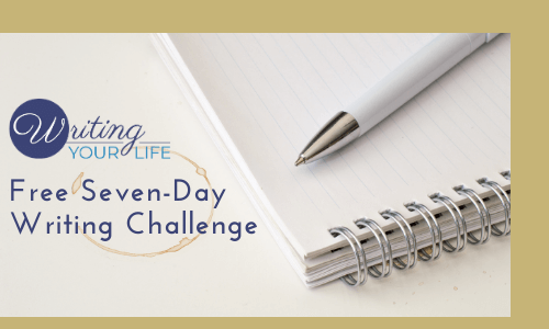Free Seven-Day Writing Challenge: Live Session