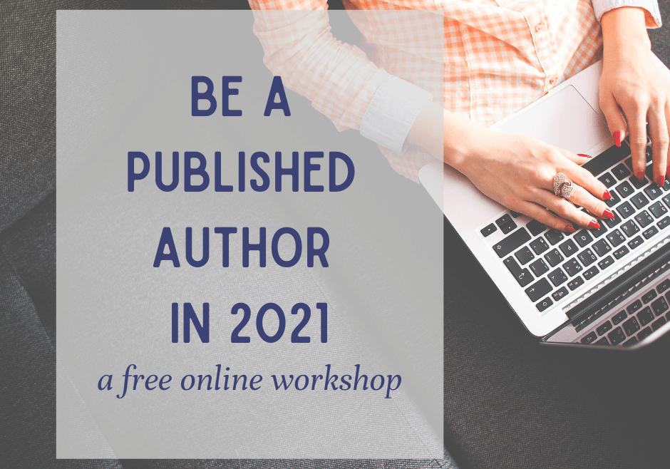Be a Published Author in 2021